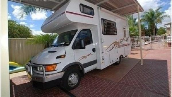 2004 Winnebago Leisure Seeker C 2354, Massey, Auckland