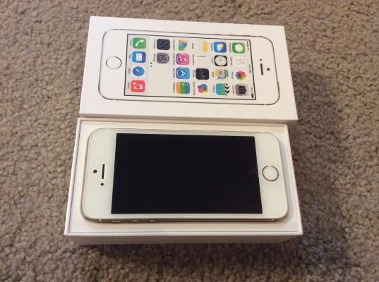 APPLE iPHONE 5S 32GB - GRAY - MF355X/A - 4G - BRAND NEW