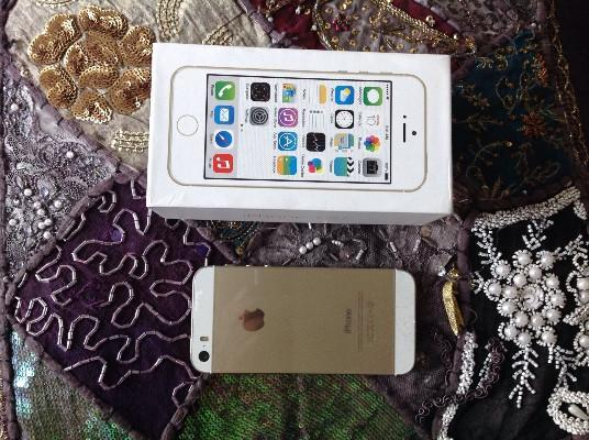 Apple iPhone 5s (Latest Model) - 32GB - Gold (AT&T)