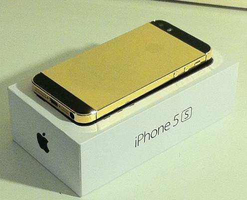 Apple iPhone 5s (Latest Model) - 64GB - Gold (Factory