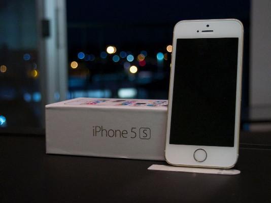 Apple iPhone 5s (Latest Model) - 64GB - Gold (Verizon)