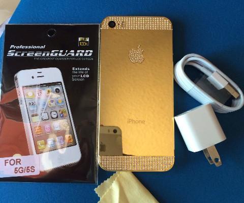 *Apple iPhone 5s (Latest Model) - 64GB - Silver