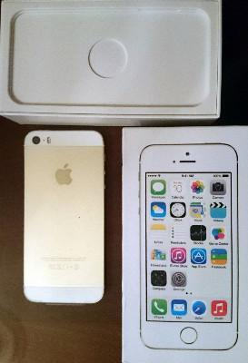 Apple iPhone 5s (Latest Model) - 64GB - white Factory