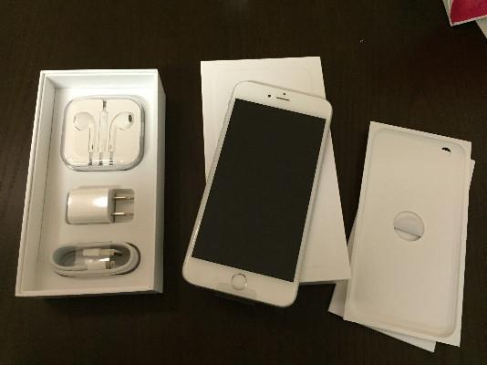 Apple iPhone 6 Plus 64GB Grey GSM UNLOCKED AT&T ON HAND