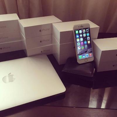 Apple iPhone 6 Plus (Latest Model) - 128GB - Gold