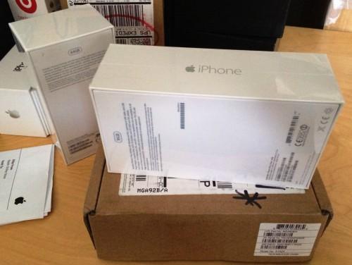 Apple iPhone 6 Plus (Latest Model) - 64GB - Gold