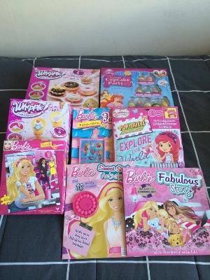Bulk barbie activity sets, Kaitaia