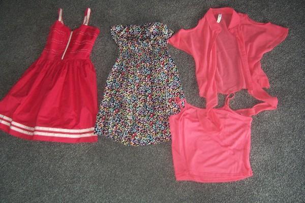 dresses and top, porirua