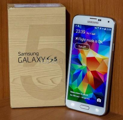 Latest Samsung Galaxy S5 Never Lock Original, Auckland