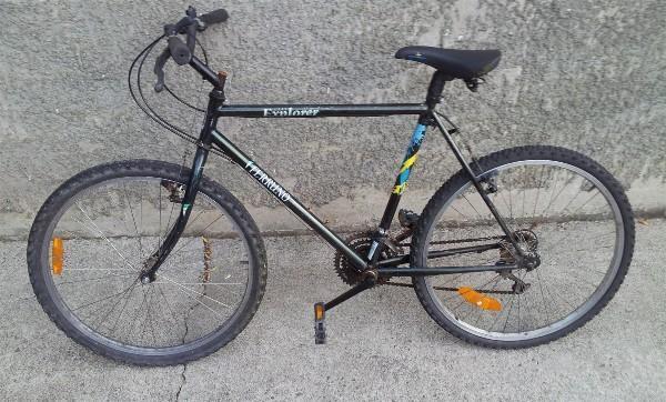 Medium mans size mountain bike, Wellington