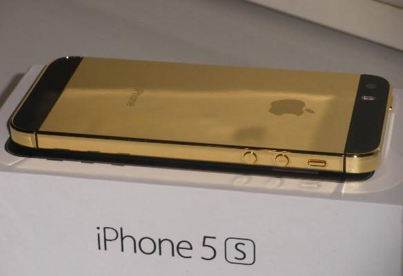 NEW! Apple IPHONE 5S 64GB GOLD LATEST MOD A1533 NEW IN