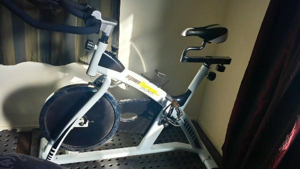 Spin Force 2000 Bike, Christchurch