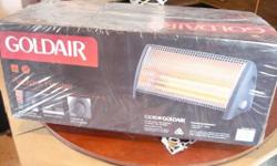 This heater is still factorysealed in the box. Purchased for $99.99 at Briscoes a few years ago by my now deceased step-father. Still being sold at Smiths City for $99.99. I'm here from Australia for only 10 days to sell