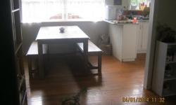 Large sunny room front of house available now for rent or board, furnished or unfurnished - negotiable to share with family. Bus route 12 stops right outside the gate. Quiet loop road. Garage for storage. Gardens and fruit trees, backyard. Could suit