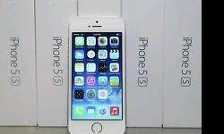 Brand new apple iphone 5S unlocked with full