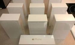 Brand new iPhone 6 plus. Gold 64gb model. Factory