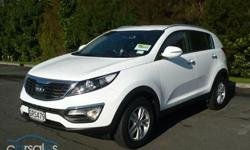Kia Sportage EX Urban for sale in Auckland at an